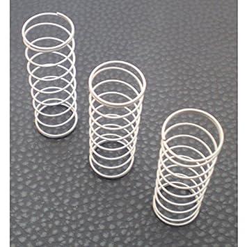 Euphoniumfedern Soundman Ventilfedern Federn für Euphonium Tuba Valve Springs Medium 4 Stück Soundman®