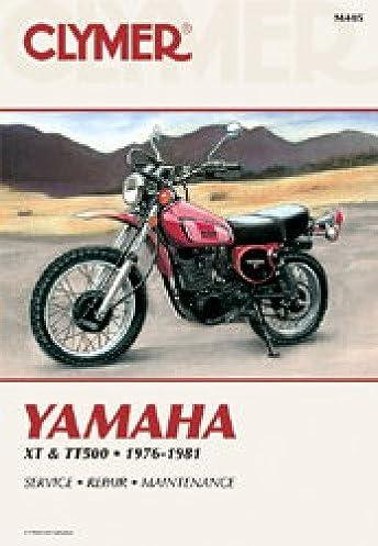 1976 yamaha 500 xt wiring diagram detailed wiring diagram Yamaha XT 125 Wiring Diagram m405 clymer yamaha xt500 tt500 1976 1981 motorcycle repair manual yamaha xt 125 wiring diagram 1976 yamaha 500 xt wiring diagram