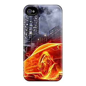 Durable Cases For The Iphone 4/4s Accept Customized