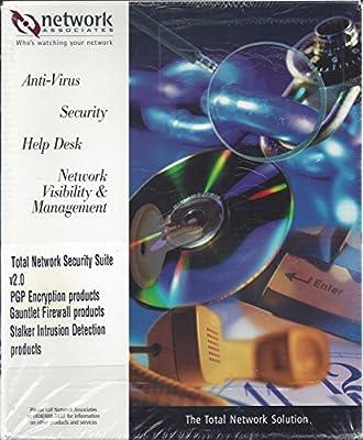 Total Network Security Suite v2.0 Including PGP Encryption, Gauntlet Firewall and Stalker Intrusion Detection