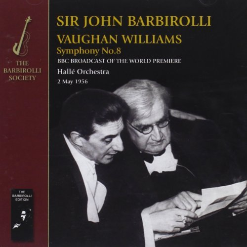 Ralph Vaughan Williams: Symphony No.8; The Wasps