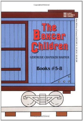 The Boxcar Children Mysteries: Books 5-8 (The Boxcar Children Series, No 5-8) [Box Set] - Book  of the Boxcar Children