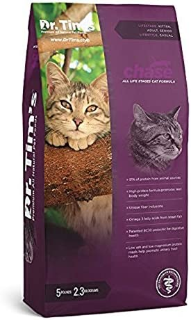 Dr. Tim S Premium All Natural Pet Food Chase All Life Stages Cat Formula 5