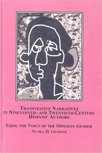 Transvestite Narratives in Nineteenth and Twentieth -