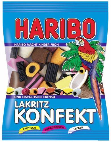 Haribo Lakritz Konfekt 200g/7.05oz