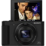 Camera Sony Cybershot DSC HX80 20.4MP Zoom 30x Wi-Fi