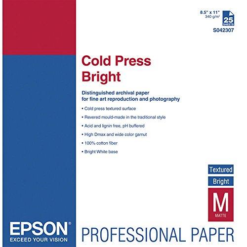 Paper Matte Inkjet Bright White (Epson 8.5 x 11