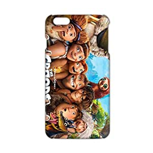Crazy Caveman 3D Phone Case Cover For Apple Iphone 4/4S