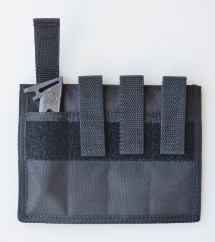 Quad Magazine Pouch for Ruger 22 Mk1,Mk2,Mk3,Browning Buckmark & Similar