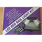 J-Specialty LED Pick Up Truck Bed Rail Light Kit Cargo Van Truck Cube Van Interior Light