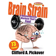 Brain Strain: A Mental Muscle Workout That's Fun! 73 Puzzles from Odyssey