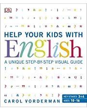 DK Help Your Kids With English: A Unique Step-by-Step Visual Guide