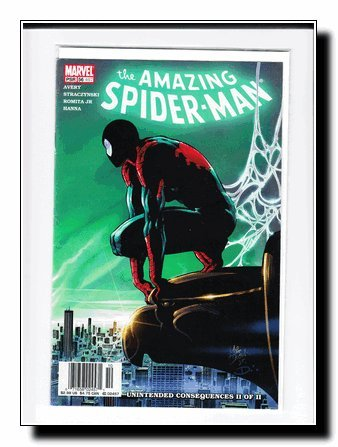 The Amazing Spider-Man - 6 NM / NM+ Issues: 497, 500, 502, 508, 520, 528