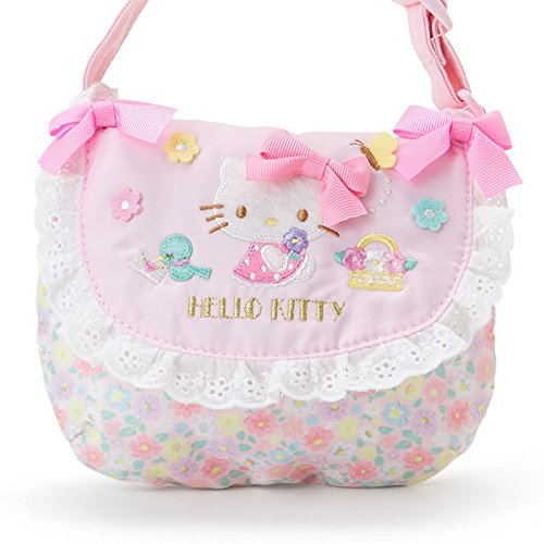 Sanrio Hello Kitty Petit shoulder bag flower From Japan New by SANRIO (Image #1)