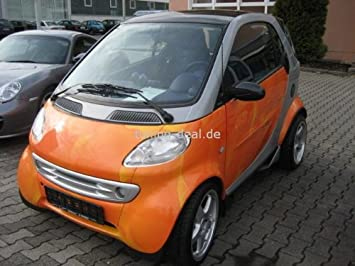 Smart Fortwo Seitenflaps Tuning