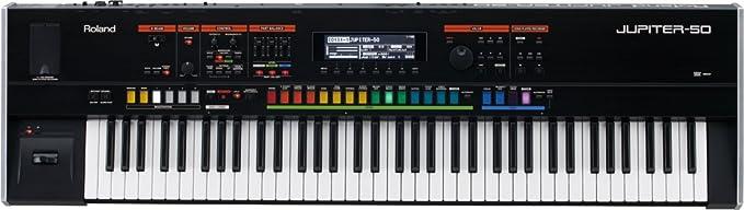 Amazon.com: Roland jupiter-50 Live rendimiento Synth – nuevo ...