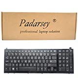 Padarsey Replacement Keyboard with Frame Compatible for HP PROBOOK 4520 4525 4520S 4525S series Black US Layout Compatible with part number V112130AS1 90.4GK07.S03 BBDUTA4LWZ700H