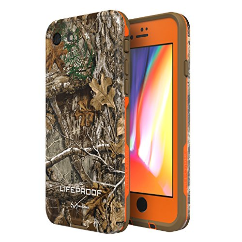 LifeProof orange iphone 7 plus case 2019