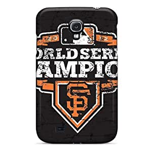 Awesome Cases Covers/galaxy S4 Defender Cases Covers(san Francisco Giants)