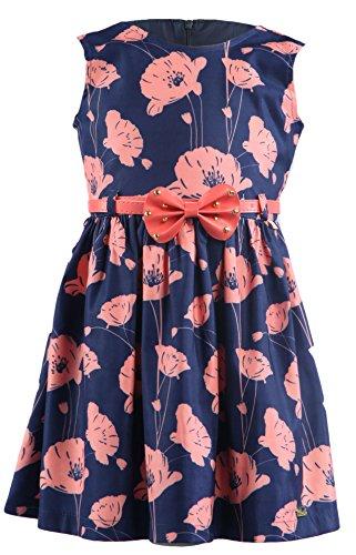 Buy belted lace dress poppy - 3