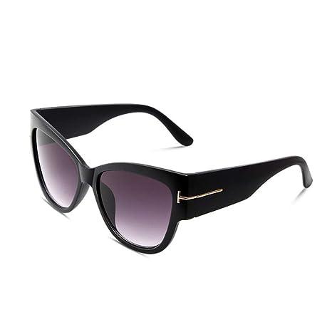 Yangjing-hl Gafas de Sol de Mujer Cat Eye Gafas de Sol de ...