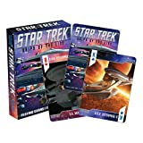 Star Trek Ships of the Line Puzzle and Playing Cards Gift Set