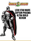 Review: Lego Star Wars Captain Phasma Ultra Build Review
