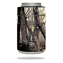 MightySkins Protective Vinyl Skin Decal for YETI Rambler Colster wrap cover sticker skins Tree Camo