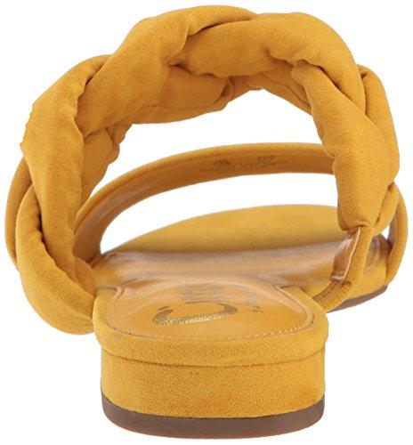 Zirkus von Sam Edelman Frauen Danielle Slide Sandale Gold-gelb