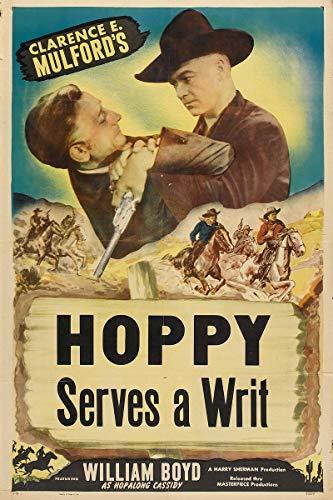 Hoppy Serves a Writ ()
