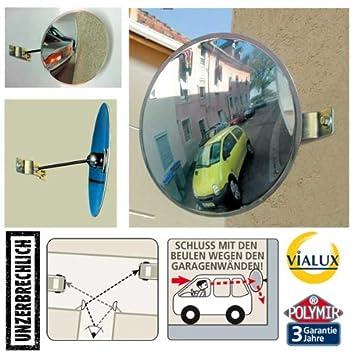 VIALUX® Spiegel für Garagenausfahrten oder als Einparkhilfe ...