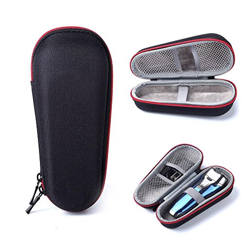 Shaver Storage Case for Braun-3010s 7 Series 9 Series Razor Storage Box Travel Box Chargeable Charger