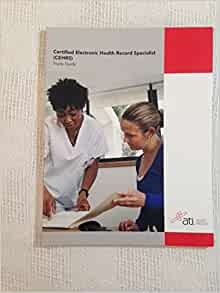 Certified Electronic Health Redcords Specialist (CEHRS) Study ...