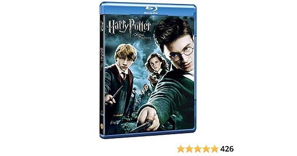 Harry Potter et lOrdre du Phénix [Francia] [Blu-ray]: Amazon ...