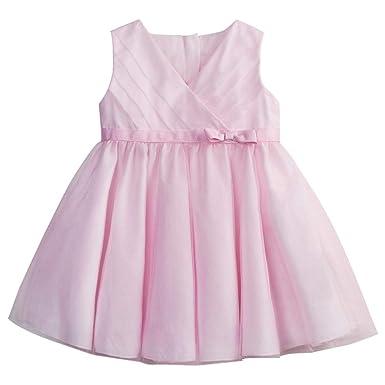 4fb5fcab5c8 mubenshang Baby Girls Pink Princess Dress Birthday Wedding Party Dress  Toddler Girls Dress (Pink-