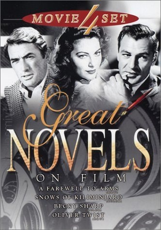 Great Novels on Film 4 Movie Pack by Gregory Peck (Gregory Dickie)