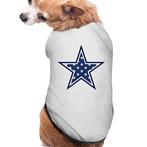 0a3cad99b7c ... Ash Dallas Cowboys Pet Dog Sweater Doggie Jacket