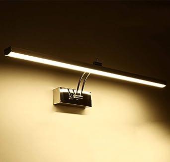 Spiegel Lampen LED-Scheinwerfer, Spiegel, Badezimmer spiegel Licht ...