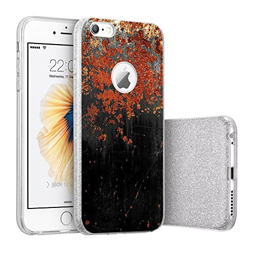 Price comparison product image iPhone 6/6s case Beryebi Bling Bling Ultra Thin Interesting Design Biling Biling Soft TPU Protective Cover (3, iPhone 6/6s Plus)
