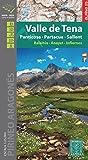 Valle de Tena. Panticosa, Partacua, Sallent. Escala 1:25.000. Mapa excursionista. Editorial Alpina.: 2016