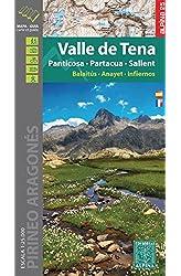 Descargar gratis Valle De Tena. Panticosa, Partacua, Sallent. Escala 1:25.000. Mapa Excursionista. Editorial Alpina.: 2016 en .epub, .pdf o .mobi