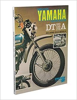 1974-1976 yamaha dt 100/125/175 cycleserv repair shop manual.