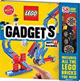 Book cover from Klutz Lego Gadgets by Klutz