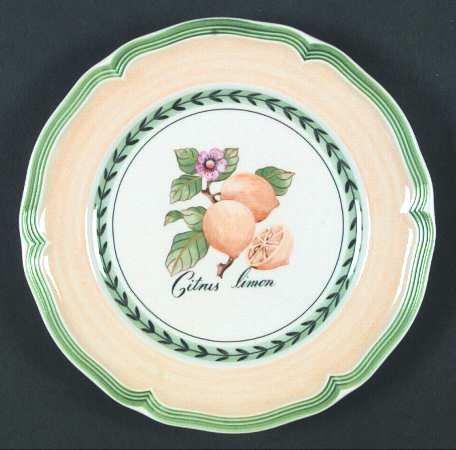 (Villeroy & Boch French Garden Valence Salad Plate, Fine China Dinnerware)
