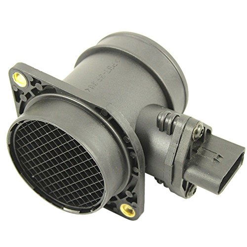 Maf Audi A4 Sensor (Million Parts Mass Air flow Meter Sensor MAF Sensor For 02-06 Audi A4 & 01-06 Audi TT & 01-04 Volkswagen Beetle & 00-06 Volkswagen Golf & 00-05 Volkswagen Jetta)