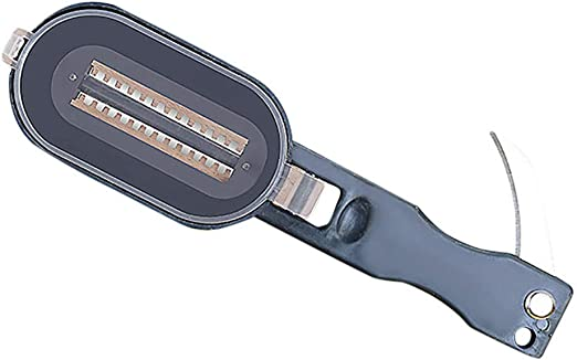 Hot Fish Scale Remover Scaler Scraper Cleaner Kitchen Tool Peeler