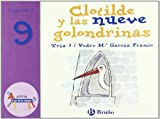 img - for Clotilde y las nueve golondrinas / Clotilde and nine Swallows: Juega con el 9 / Play with number 9 (El zoo de los numeros / The zoo of numbers) (Spanish Edition) book / textbook / text book