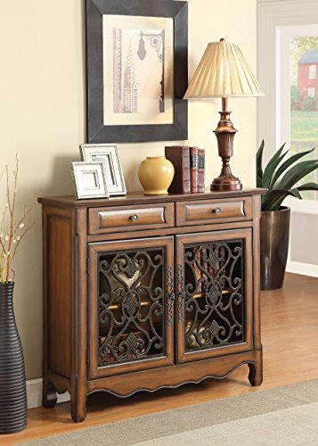 Coaster Home Furnishings 950358 Accent Cabinet, Brown
