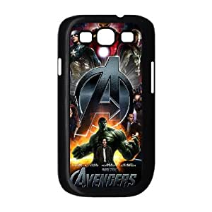 Samsung Galaxy S3 I9300 Phone Case The Avengers