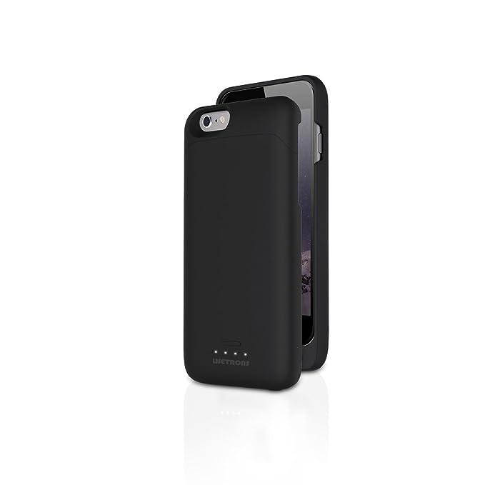 Funda + Batería 3000 Mah MFI iPhone 6 6S original Lifetrons ...
